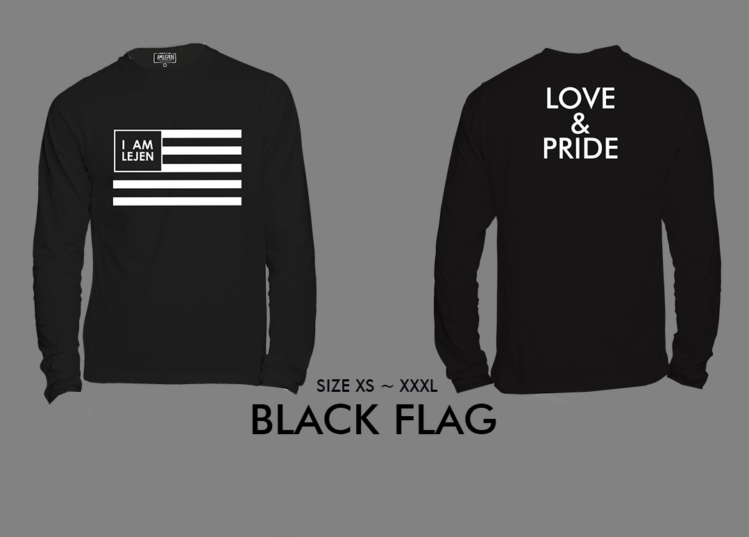 2018 BLACK FLAG LONG SLEEVE