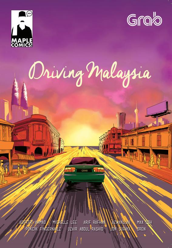 DRIVING MALAYSIA
