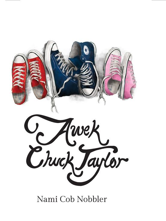 AWEK CHUCK TAYLOR (WHITE COVER)