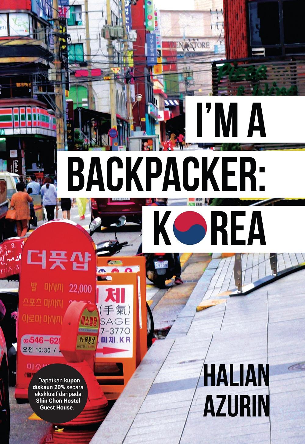 I'M A BACKPACKERS KOREA