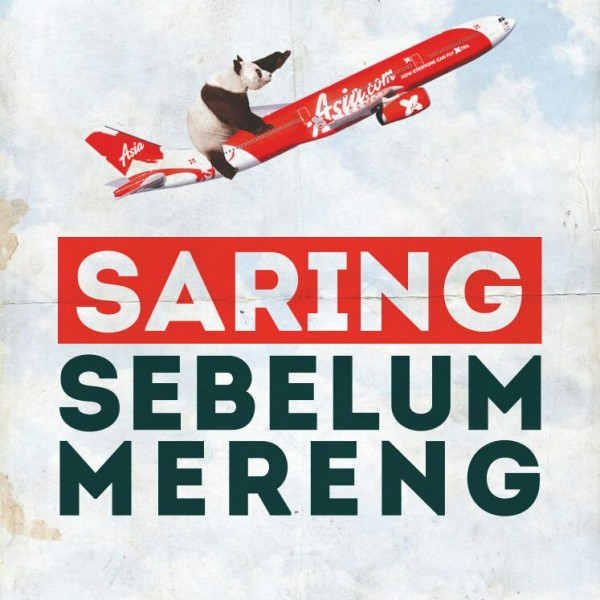 SARING SEBELUM MERENG