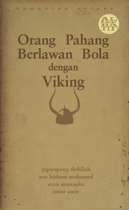 ORANG PAHANG BERLAWAN BOLA DENGAN VIKING
